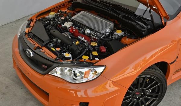 Subaru en el SEMA Show 2012