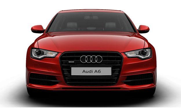 Audi A6 Black Edition motor
