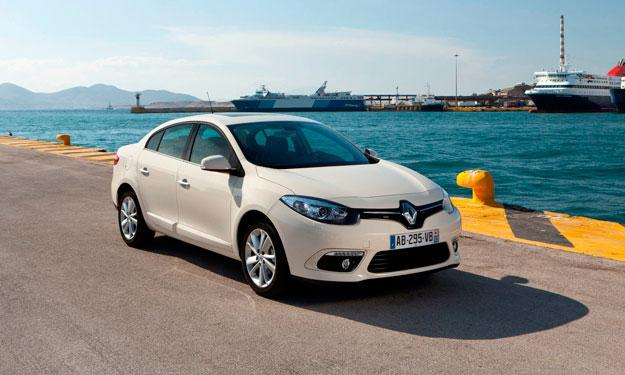 Renault Fluence marzo 2013