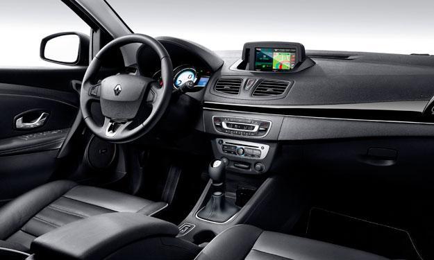 Renault Fluence Renault R-Link