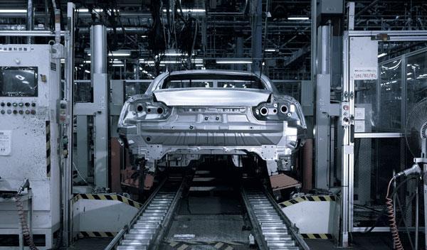 Nissan GT-R 2013 carrocería