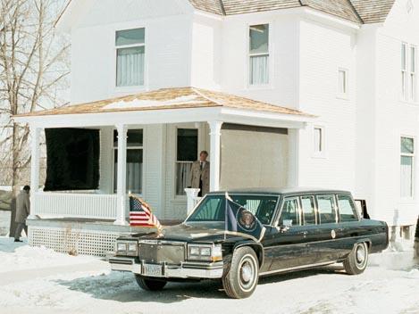 Cadillac de Ronald Reagan