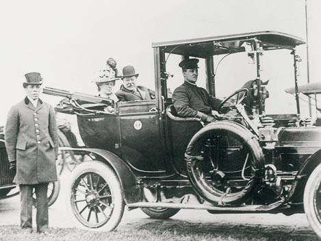 Cadillac Model G William H. Taft