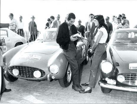Alfonso de Portago Tour de Francia de 1956.