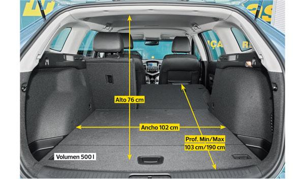 Chevrolet Cruze 2.0 SW VCDI