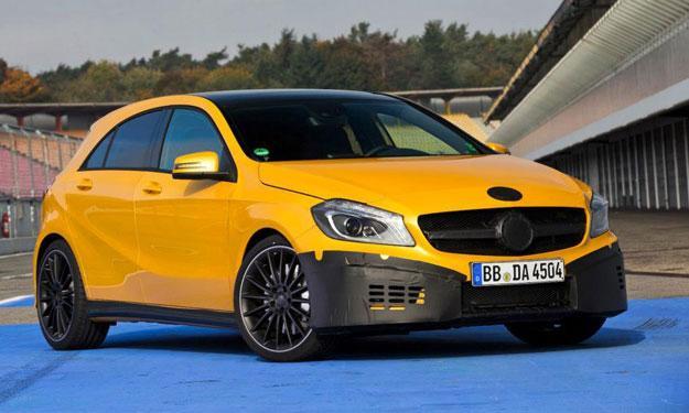 Mercedes Clase A 45 AMG 2013
