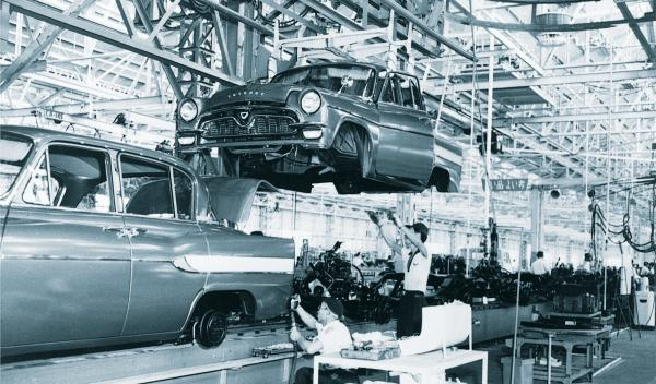 Fábricas Toyota