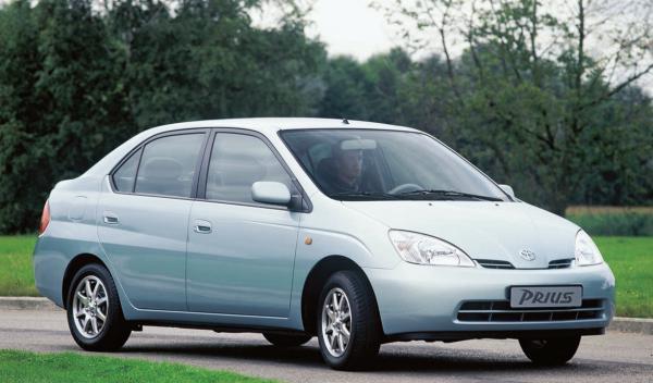 1997 Toyota Prius