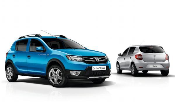 El Dacia Sandero Stepway sigue ofreciendo un 'look' más campero