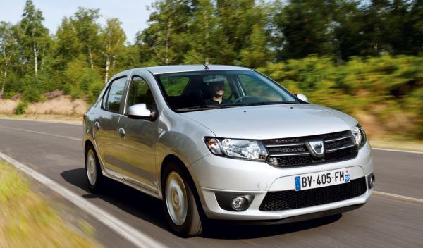 El Dacia Logan se ofrece desde 8.950 euros