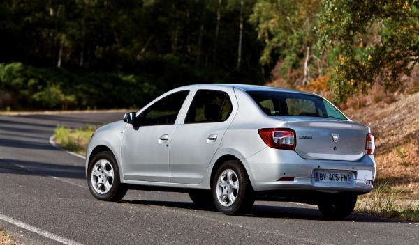 El Dacia Logan 2013 solo se oferecerá con el acabado Ambiance