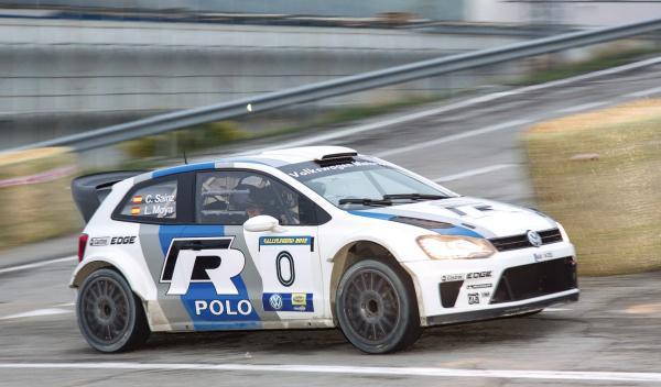 Volkswagen Polo R WRC tracción integral