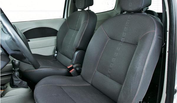 asientos Renault Twingo II