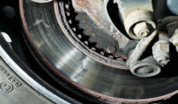 mantenimiento discos de freno