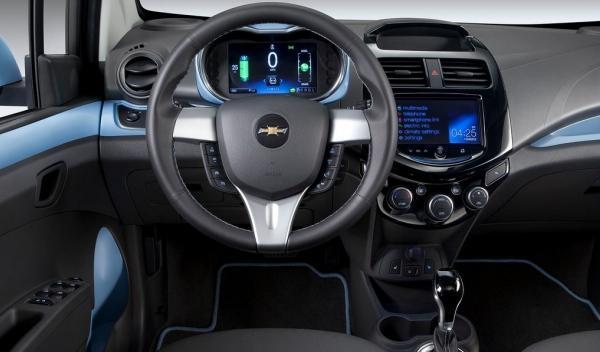 Chevrolet Spark EV
