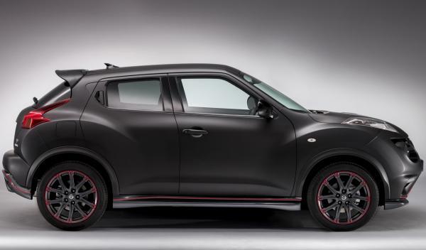 Nissan Juke Batman, perfil