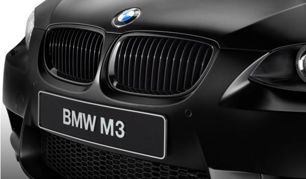 BMW M3 DTM Champion Edition, parrilla