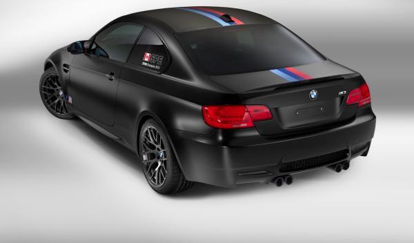 BMW M3 DTM Champion Edition, trasera
