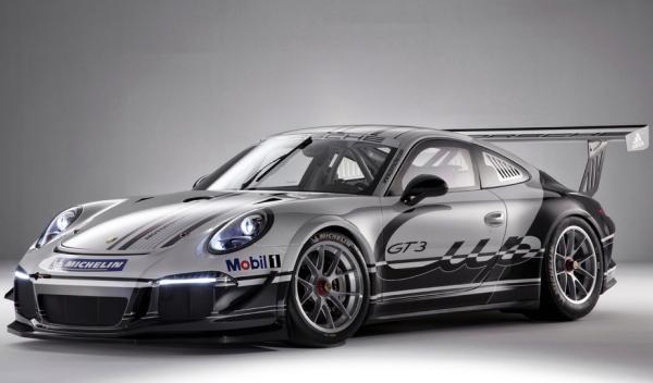 Porsche 911 GT3 Cup carreras
