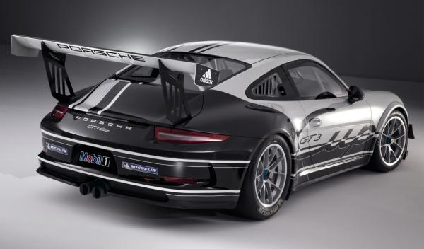 Porsche 911 GT3 Cup motor