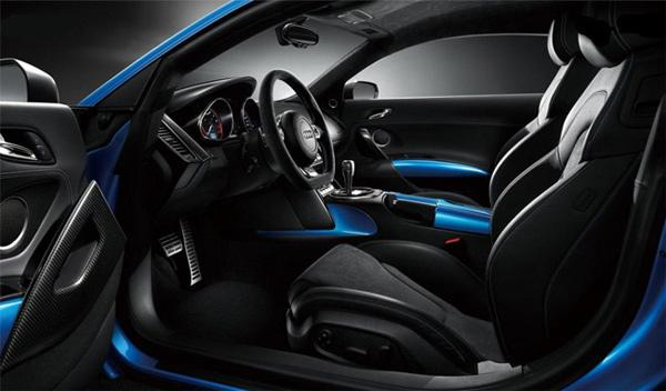 Audi R8 China Edition interior