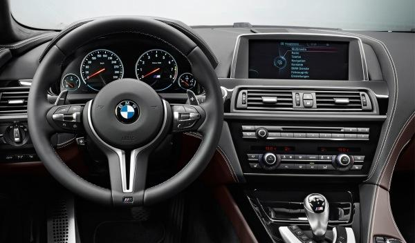 BMW Serie 6 Grand Coupe interior