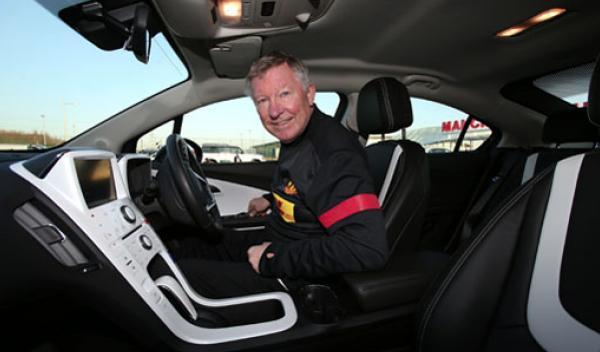 Alex Ferguson Chevrolet Volt