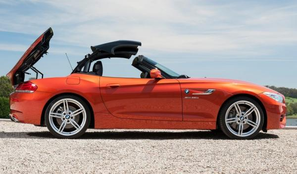 BMW Z4 2013 descapotabe