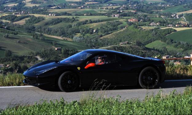 Ferrari F70 altura