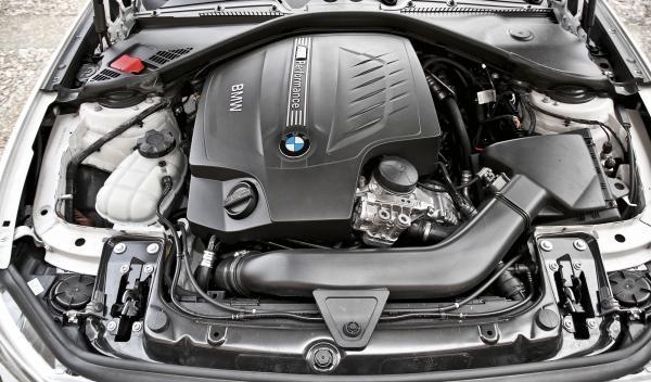 BMW 135i motor