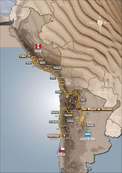 recorrido-mapa-dakar-2013
