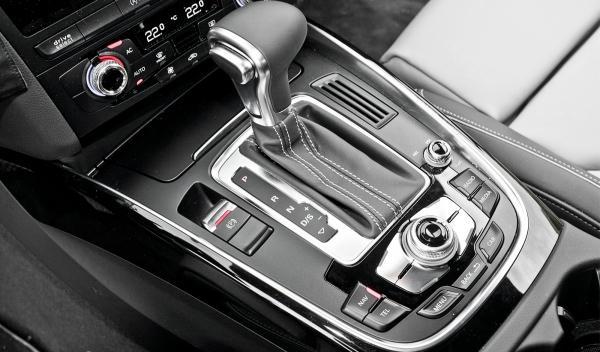 Audi Q5 2.0 TDI, cambio