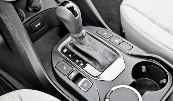 Hyundai Santa Fe 2.2 CRDi, cambio