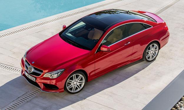 Mercedes Clase E Coupe