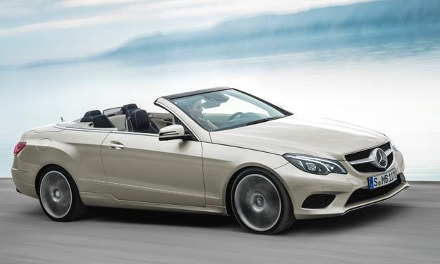 Mercedes Clase E Cabrio