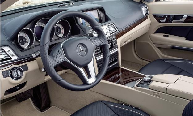 Mercedes Clase E Cabrio Coupe