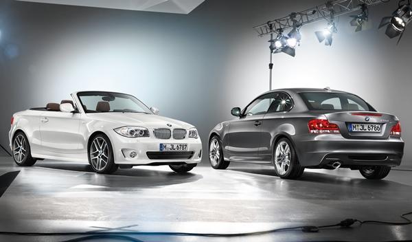 El stand de BMW en el Salón de Detroit