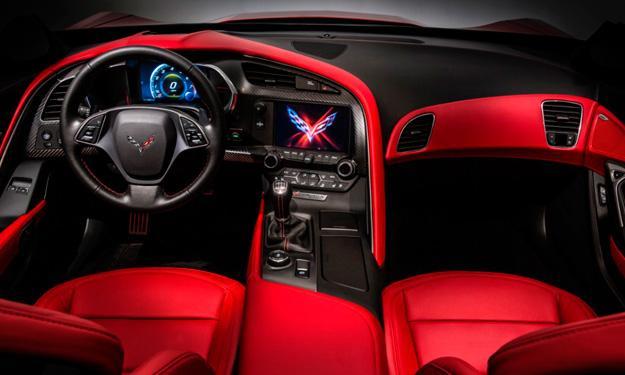 Chevrolet Corvette Stingray 2014 interior