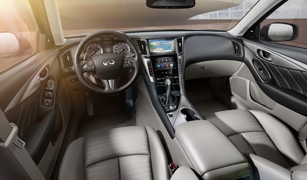 infiniti-q50 interior