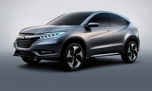 Honda Urban SUV Salón de Detroit
