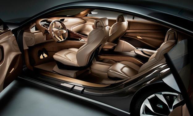 Hyundai HCD-14 Concept Genesis puertas
