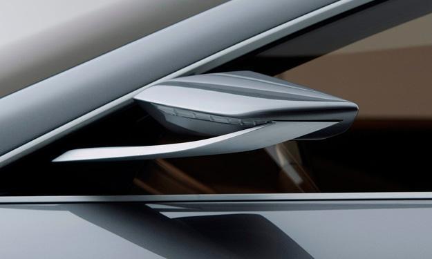 Hyundai HCD-14 Concept Genesis retrovisor