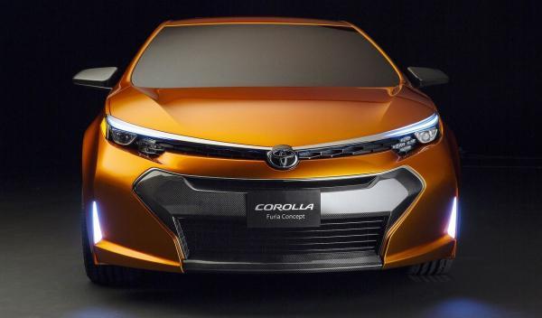 Toyota Furia frontal