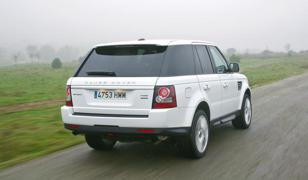Range Rover Sport 3.0 SDV6 HSE trasera