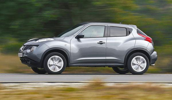 Nissan Juke 1.5 dCi consumo