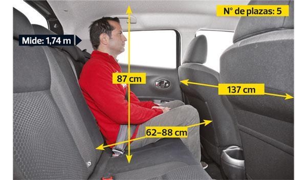 Nissan Juke 1.5 dCi espacio