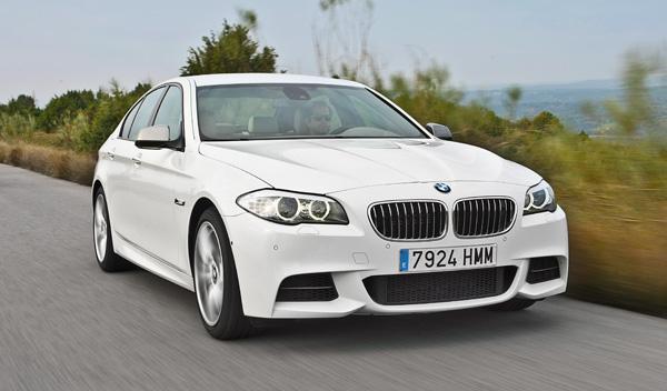 BMW M550d xDrive precio