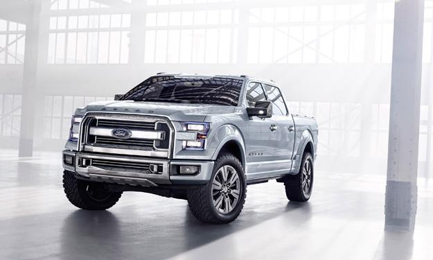 Ford Atlas Concept futuro
