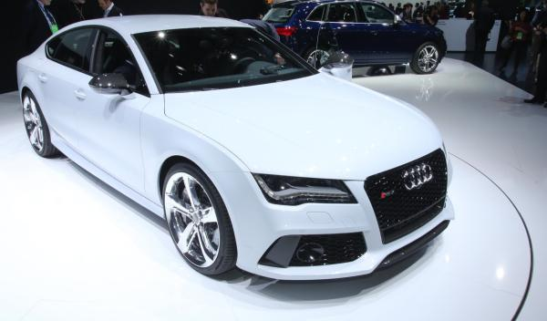Audi RS7 Sportback salón detroit