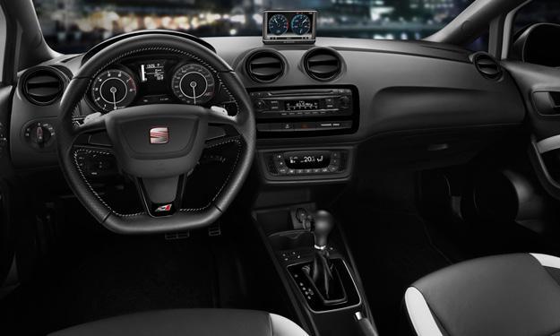 Seat Ibiza Cupra 2013 interior